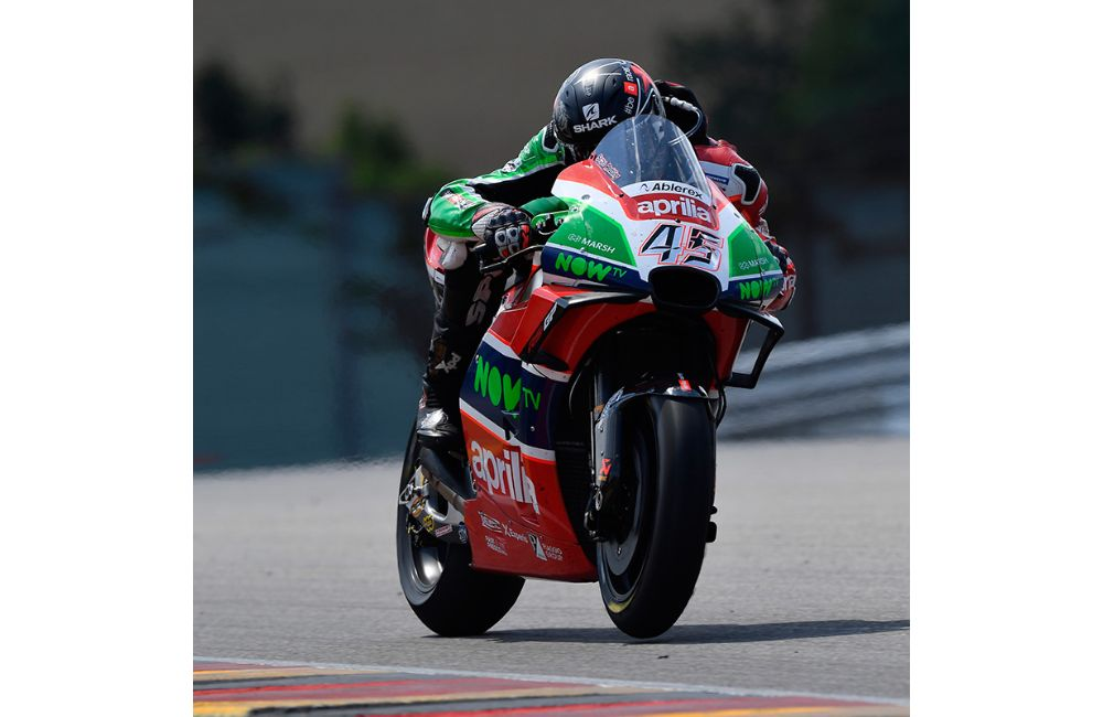 SCOTT REDDING IN THE POINTS AT THE GP OF GERMANY_1