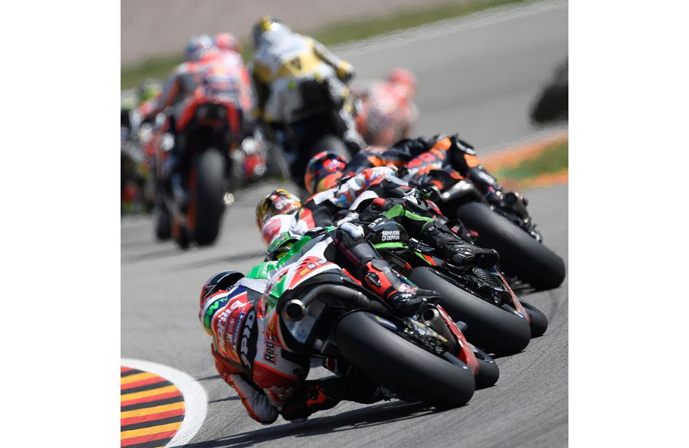 SCOTT REDDING IN THE POINTS AT THE GP OF GERMANY_2