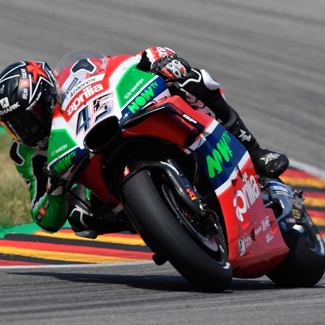 SCOTT REDDING IN THE POINTS AT THE GP OF GERMANY_thumb