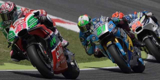 THE TYRE STOPS A NICE COMEBACK BY ALEIX ESPARGARÓ_thumb