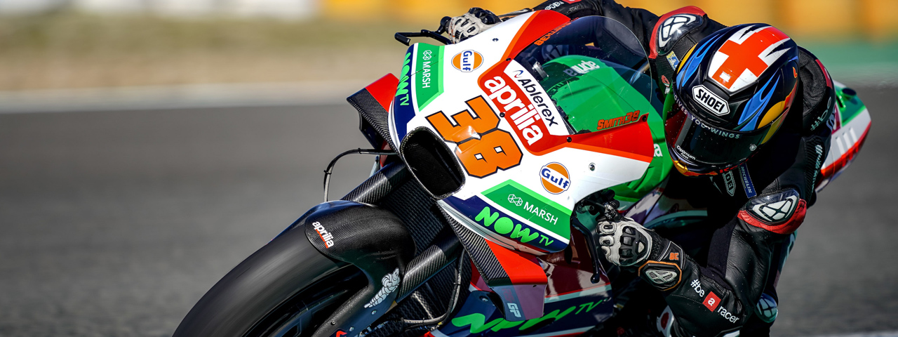 APRILIA RACING - I TEST A JEREZ - DAY 1