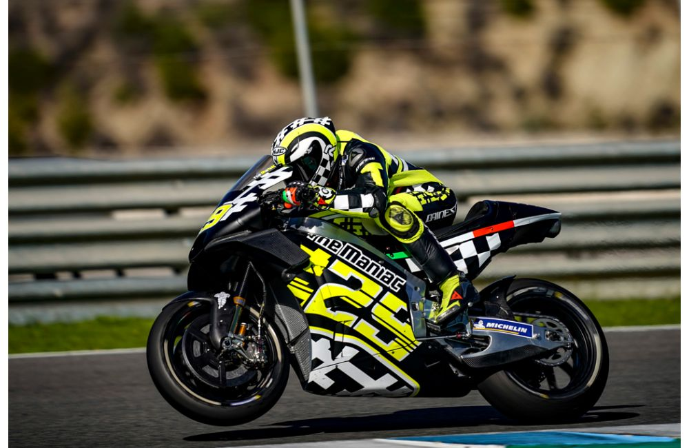 APRILIA RACING - JEREZ TESTS - DAY 1_1