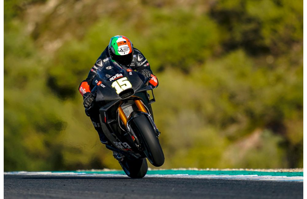 APRILIA RACING - I TEST A JEREZ - DAY 1_0