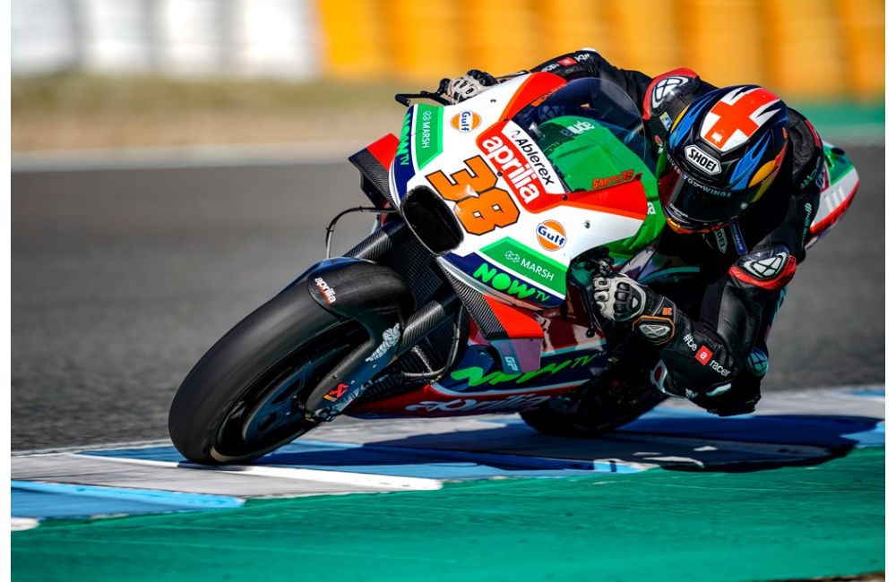 APRILIA RACING - JEREZ TESTS - DAY 1_3