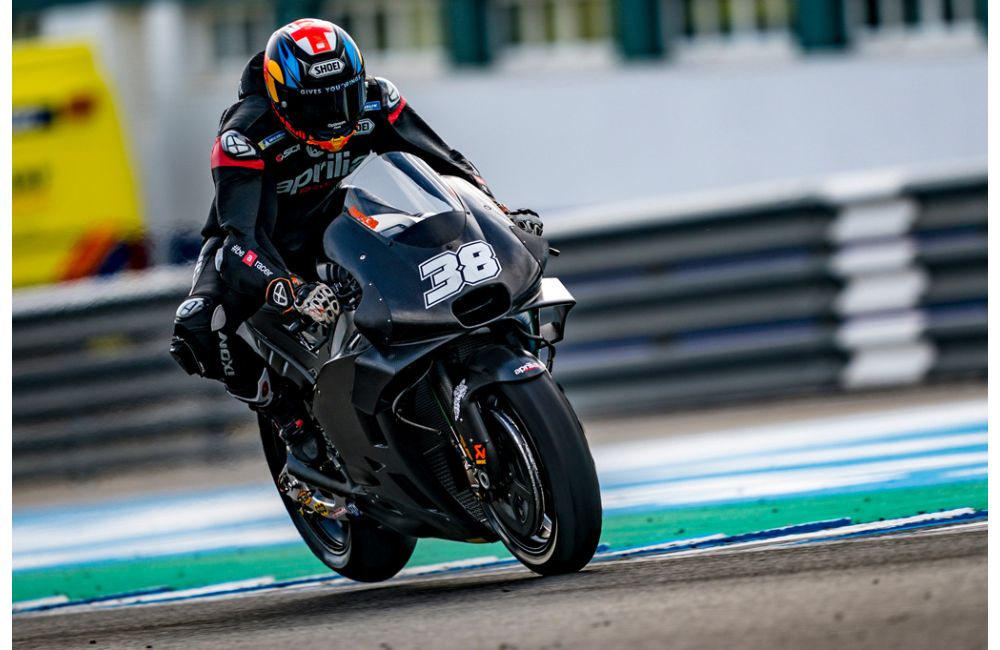 APRILIA RACING - JEREZ TESTS - DAY 2_0