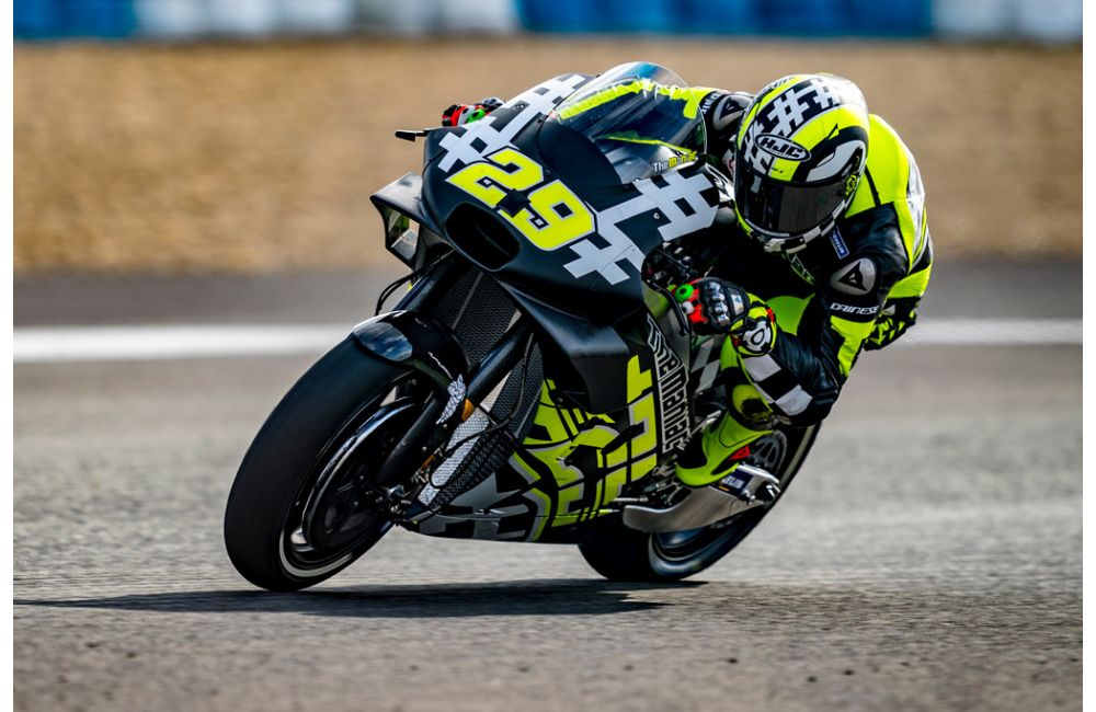 APRILIA RACING - JEREZ TESTS - DAY 2_1