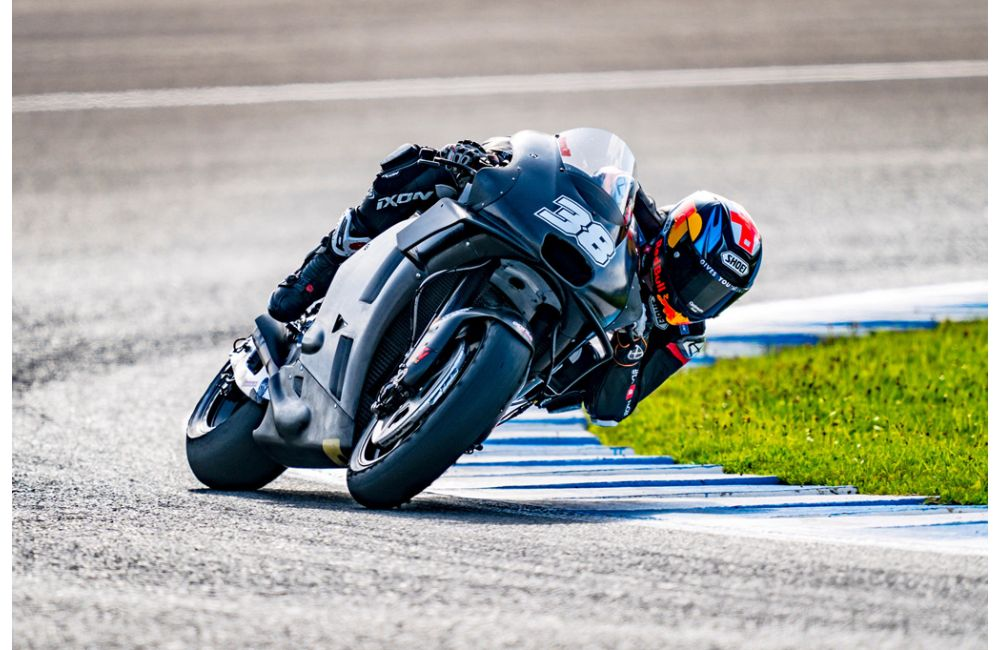 APRILIA RACING - JEREZ TESTS - DAY 2_3
