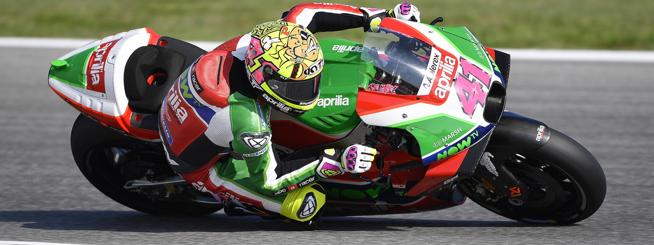 SEVENTEENTH AND EIGHTEENTH BEST TIMES FOR REDDING AND ESPARGARÓ ON THE FIRST DAY OF PRACTICE AT MISANO