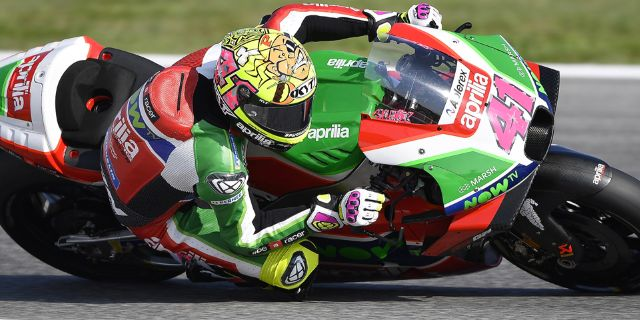 SEVENTEENTH AND EIGHTEENTH BEST TIMES FOR REDDING AND ESPARGARÓ ON THE FIRST DAY OF PRACTICE AT MISANO_thumb
