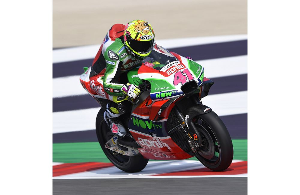 SEVENTEENTH AND EIGHTEENTH BEST TIMES FOR REDDING AND ESPARGARÓ ON THE FIRST DAY OF PRACTICE AT MISANO_2