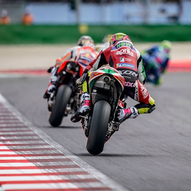 ESPARGARÓ AND REDDING TO START FROM THE SIXTH AND SEVENTH ROW IN THE GP OF SAN MARINO AND THE RIMINI RIVIERA_thumb