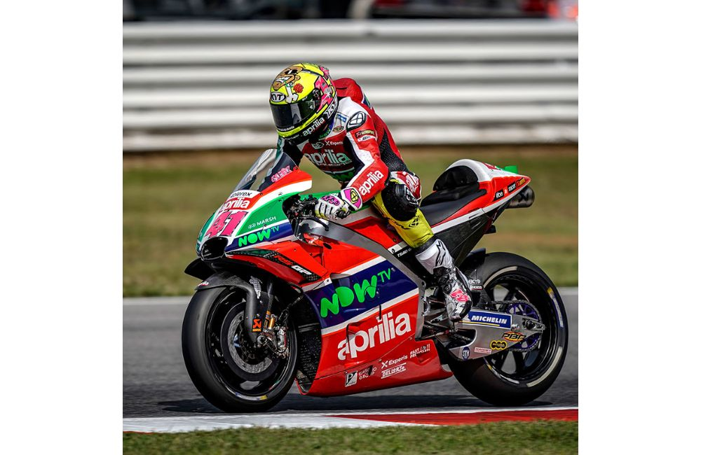 ESPARGARÓ AND REDDING TO START FROM THE SIXTH AND SEVENTH ROW IN THE GP OF SAN MARINO AND THE RIMINI RIVIERA_0