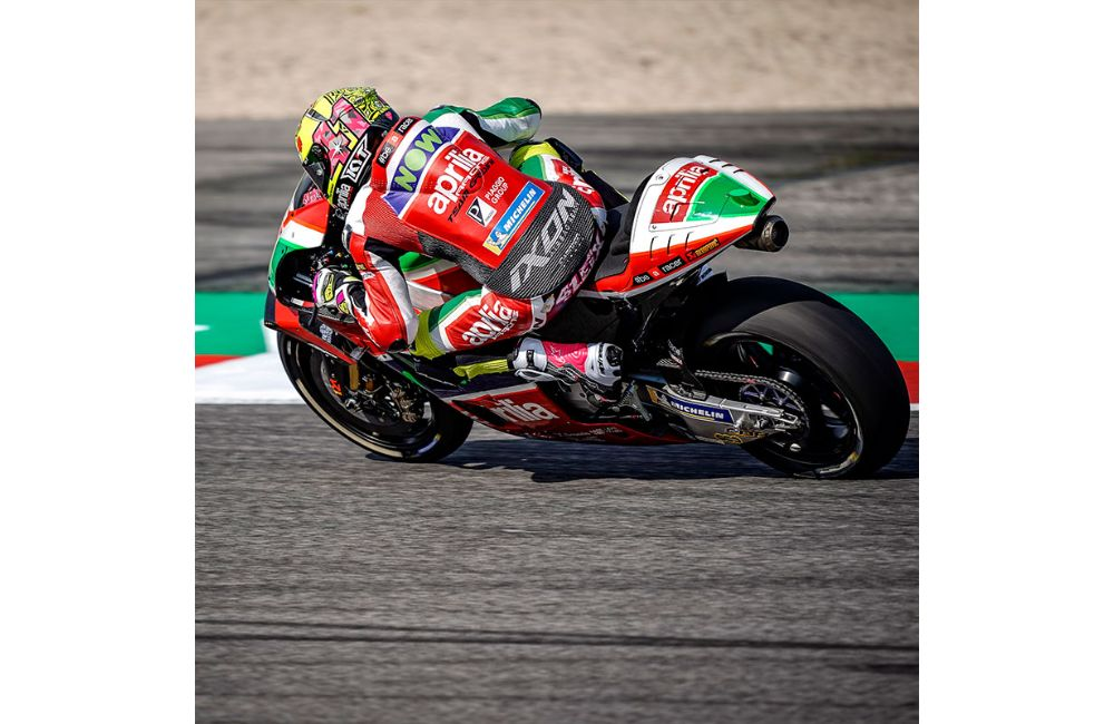 ESPARGARÓ AND REDDING TO START FROM THE SIXTH AND SEVENTH ROW IN THE GP OF SAN MARINO AND THE RIMINI RIVIERA_1