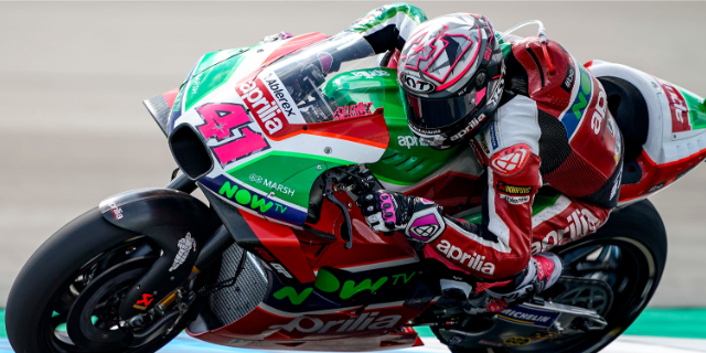 APRILIA TAKES ON MOTEGI IN JAPAN, THE FIRST OF THE THREE INTERCONTINENTAL RACES