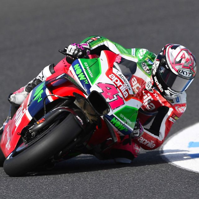 SEVENTH ROW FOR THE APRILIA MACHINES IN THE JAPAN GP_thumb