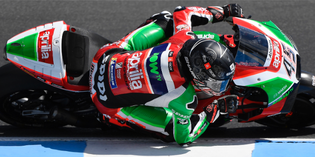 ESPARGARÓ SIXTEENTH ON THE FIRST DAY OF PRACTICE AT PHILLIP ISLAND_thumb