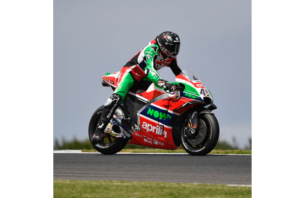 ESPARGARÓ SIXTEENTH ON THE FIRST DAY OF PRACTICE AT PHILLIP ISLAND_0