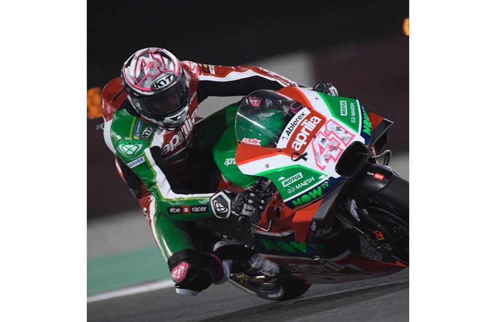 FIFTH ROW FOR ESPARGARÓ WHO FINISHES Q1 IN THIRD PLACE_0
