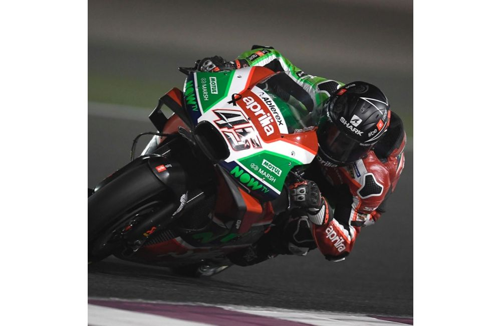 FIFTH ROW FOR ESPARGARÓ WHO FINISHES Q1 IN THIRD PLACE_1