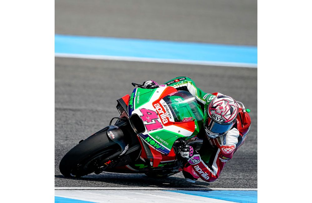 ALEIX ESPARGARÓ IN THE POINTS IN THE GP OF THAILAND_0