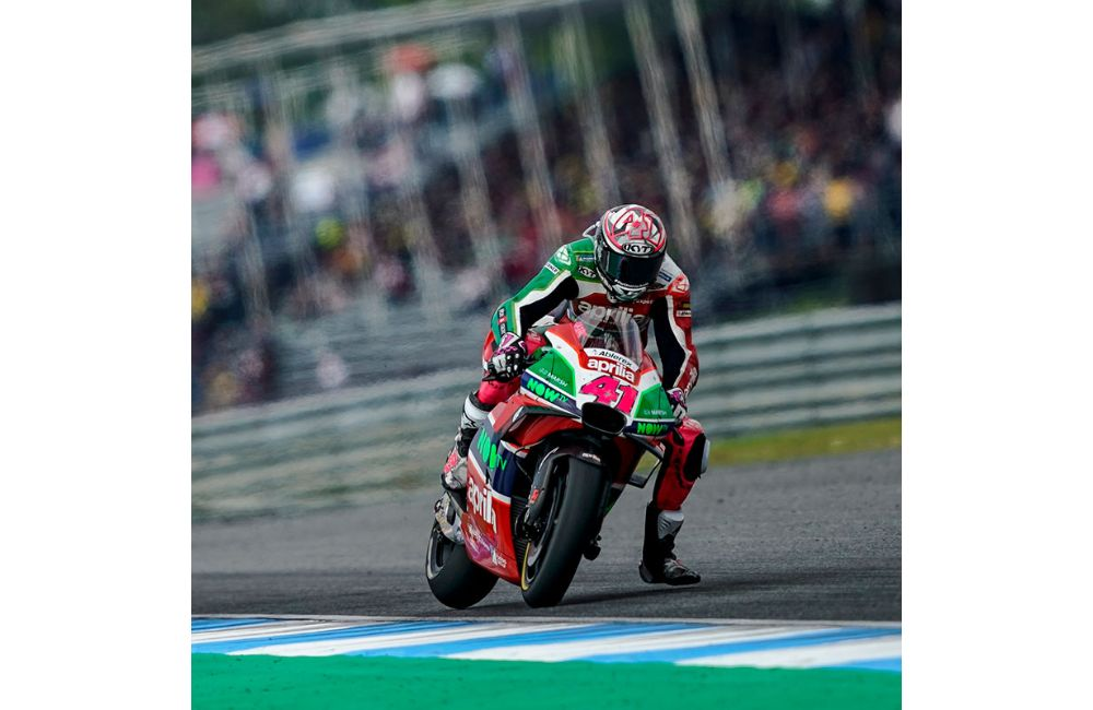ALEIX ESPARGARÓ IN THE POINTS IN THE GP OF THAILAND_2