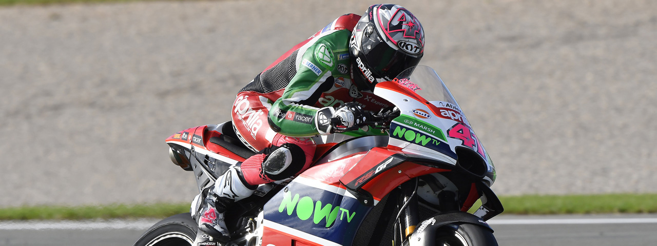 APRILIA RACING - VALENCIA TESTS