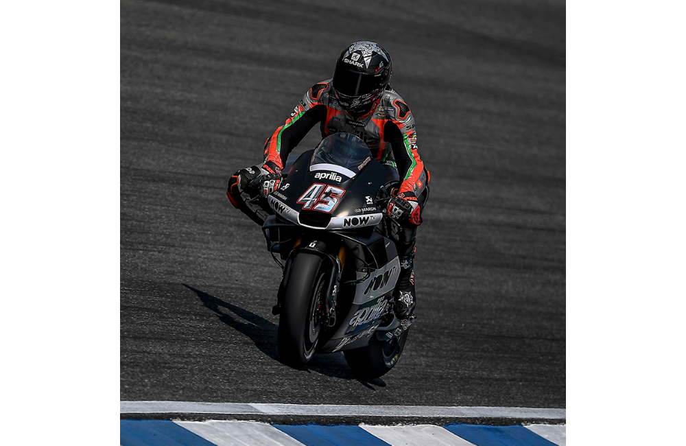 FIRST CONTACT WITH CHANG INTERNATIONAL CIRCUIT FOR THE APRILIA RIDERS_2