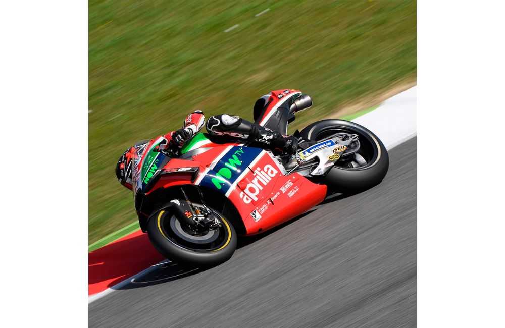 APRILIA READY FOR THE GP OF CATALUNYA_2