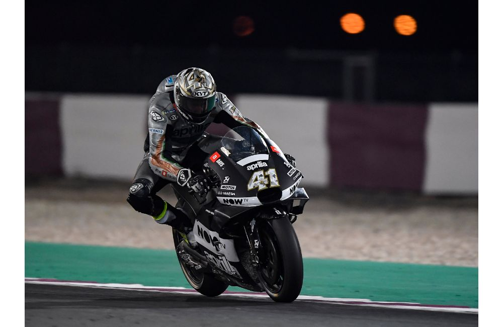TESTS CONCLUDED IN QATAR, APRILIA READY FOR THE RACE_0