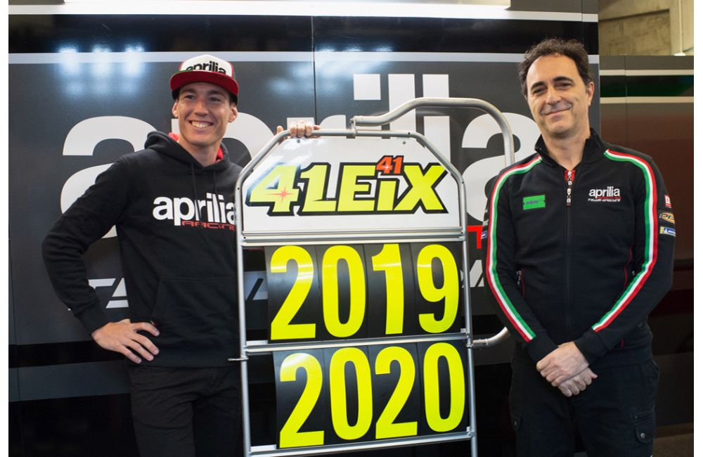 ALEIX ESPARGARÓ WITH APRILIA IN THE NEXT TWO SEASONS_0