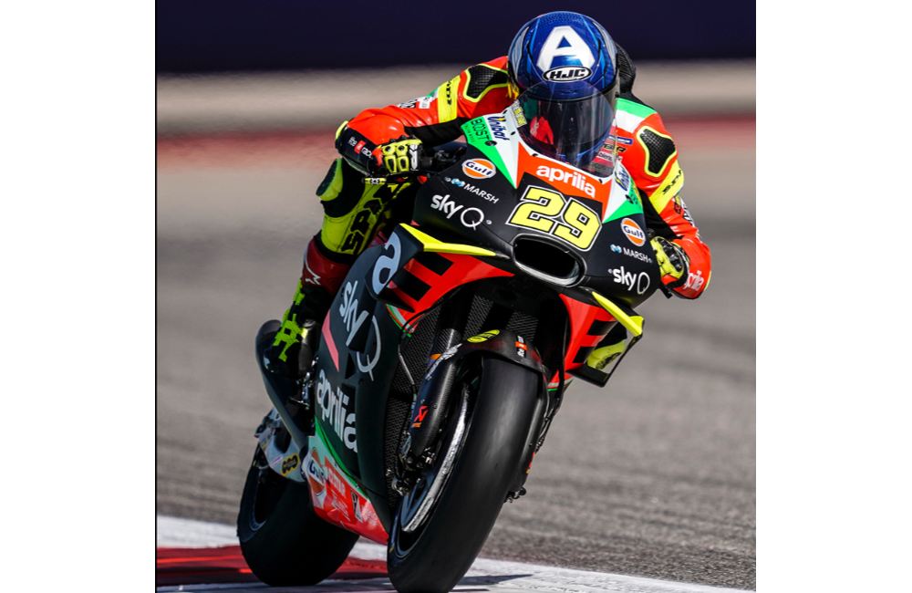 FIRST DAY OF PRACTICE IN AUSTIN FOR THE GP OF THE AMERICAS_1