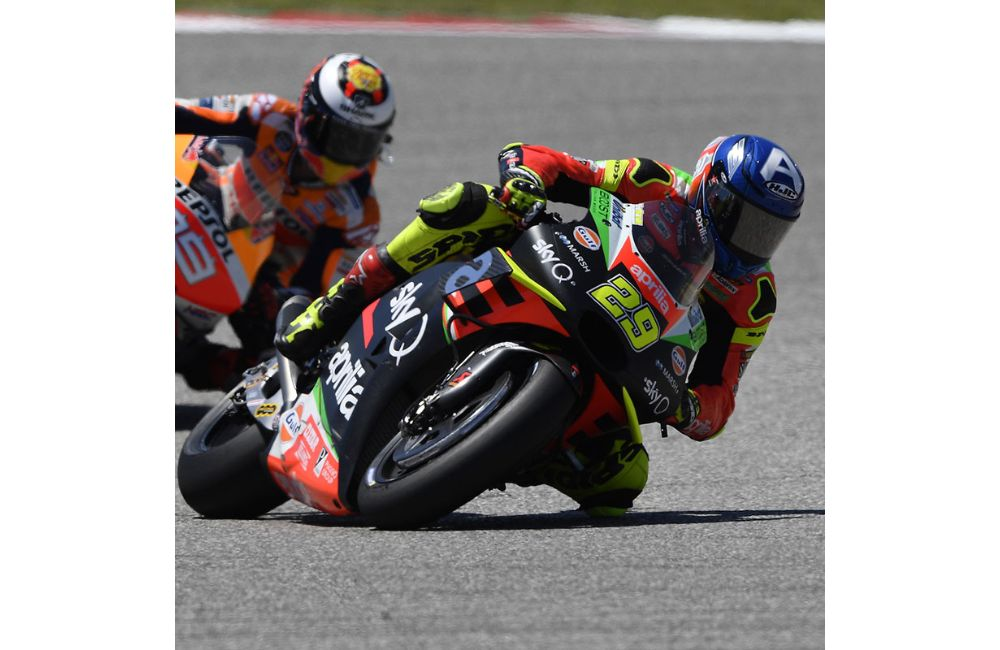 ANDREA IANNONE FINISHES IN THE POINTS IN THE GP OF THE AMERICAS_2