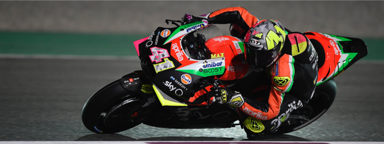 APRILIA LOOKING FOR CONFIRMATION AT THE FIRST ROUND IN THE AMERICAS