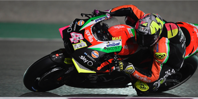 APRILIA LOOKING FOR CONFIRMATION AT THE FIRST ROUND IN THE AMERICAS_thumb