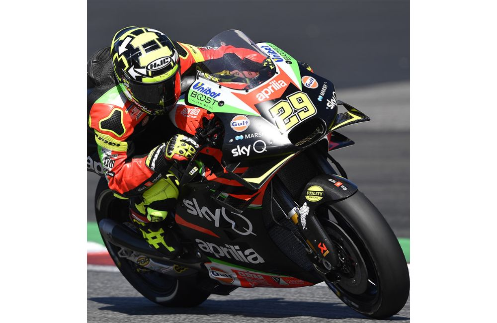 QUALIFIERS BELOW EXPECTATIONS IN AUSTRIA, BUT THE APRILIA RS-GP IS EFFECTIVE OVER RACE DISTANCE_3