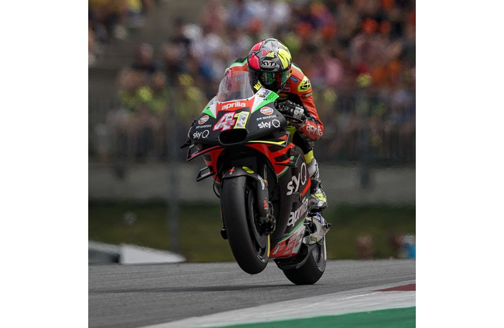 ESPARGARÓ IN THE POINTS IN THE AUSTRIAN GP_0