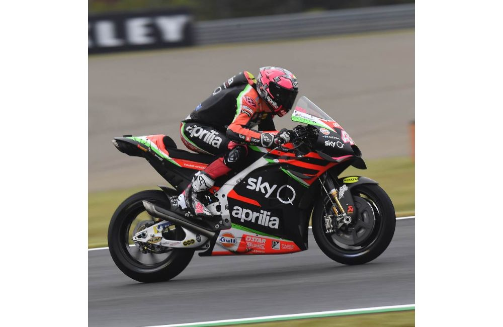 ALEIX ESPARGARÒ RIDES HIS APRILIA RS-GP TO THE THIRD ROW AT MOTEGI_0