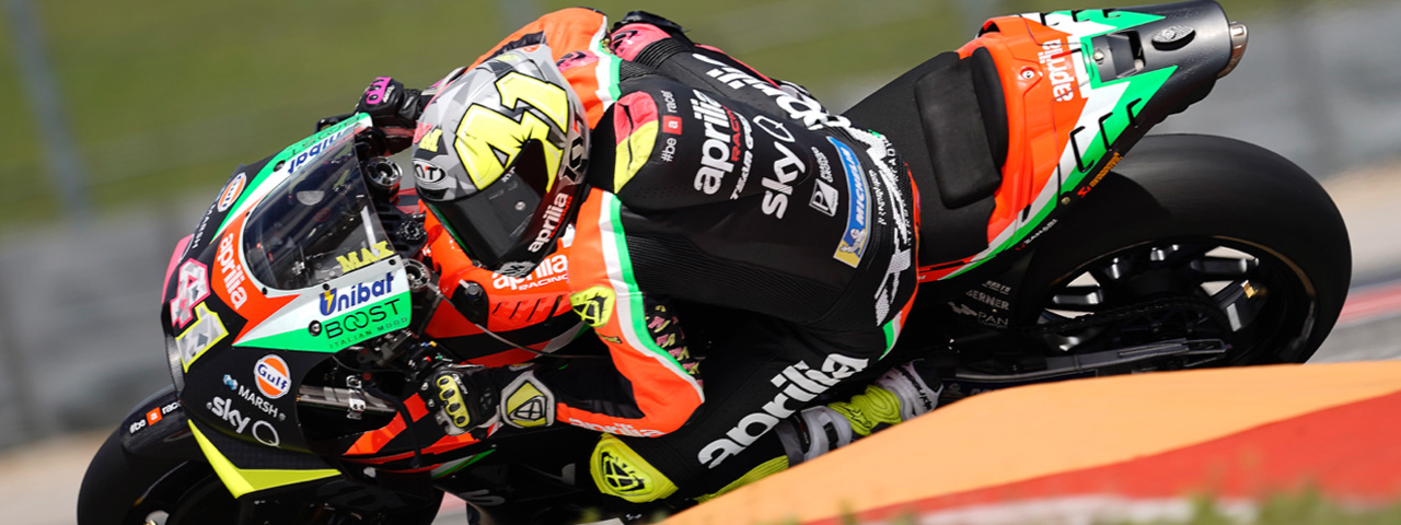 APRILIA KEEN TO GROW QUICKLY, THREE RS-GP BIKES TO RACE IN JEREZ