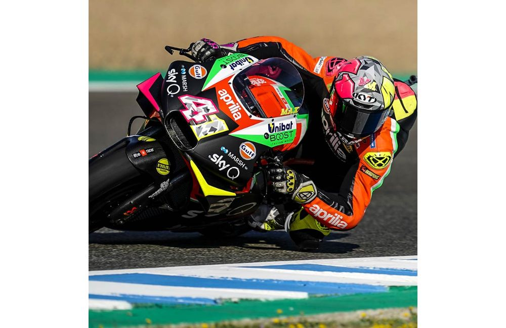 SIXTH ROW FOR ALEIX ESPARGARÓ IN THE JEREZ QUALIFIERS_0
