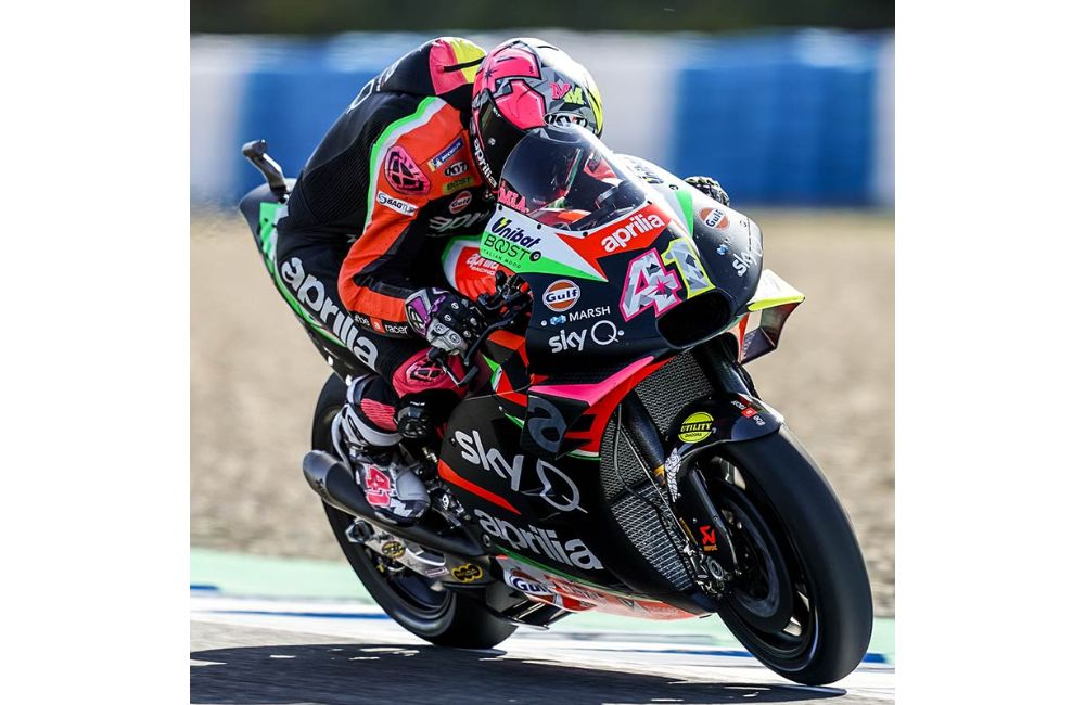 SIXTH ROW FOR ALEIX ESPARGARÓ IN THE JEREZ QUALIFIERS_2