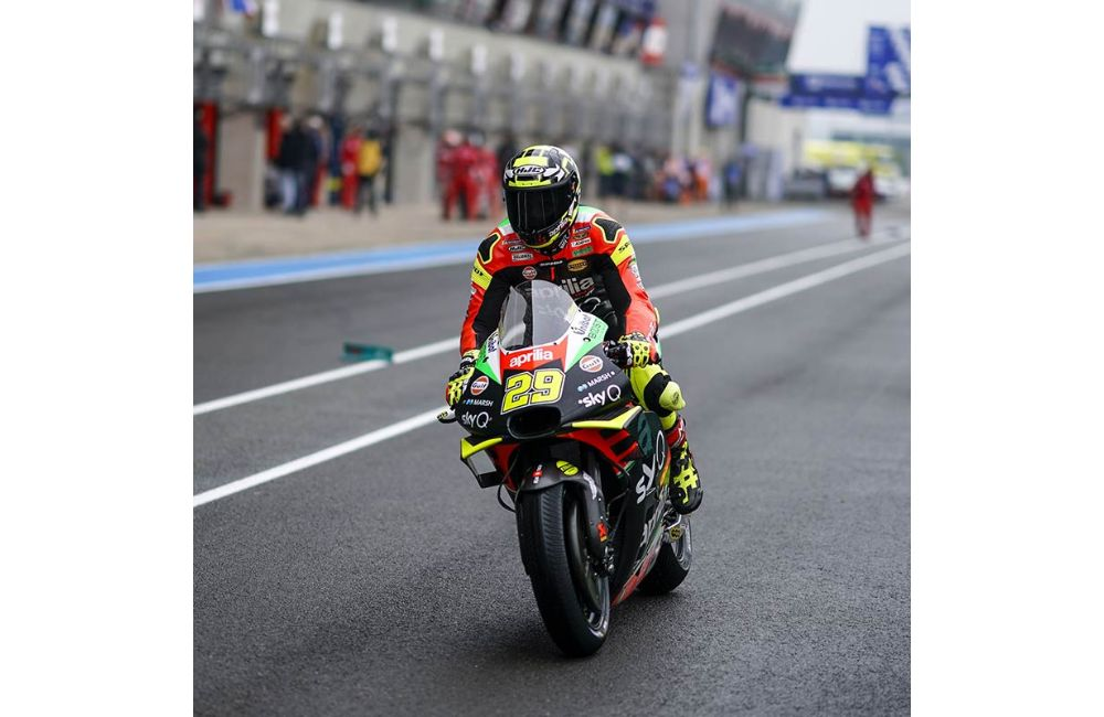NICE QUALIFIERS FOR ALEIX WHO TAKES A SPOT ON THE THIRD ROW OF THE STARTING GRID TOMORROW AT LE MANS_3