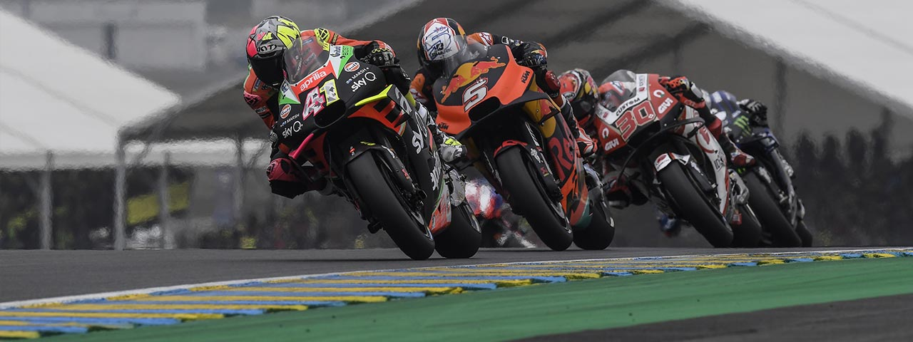 ALEIX AND APRILIA IN THE POINTS AGAIN AT THE LE MANS GP