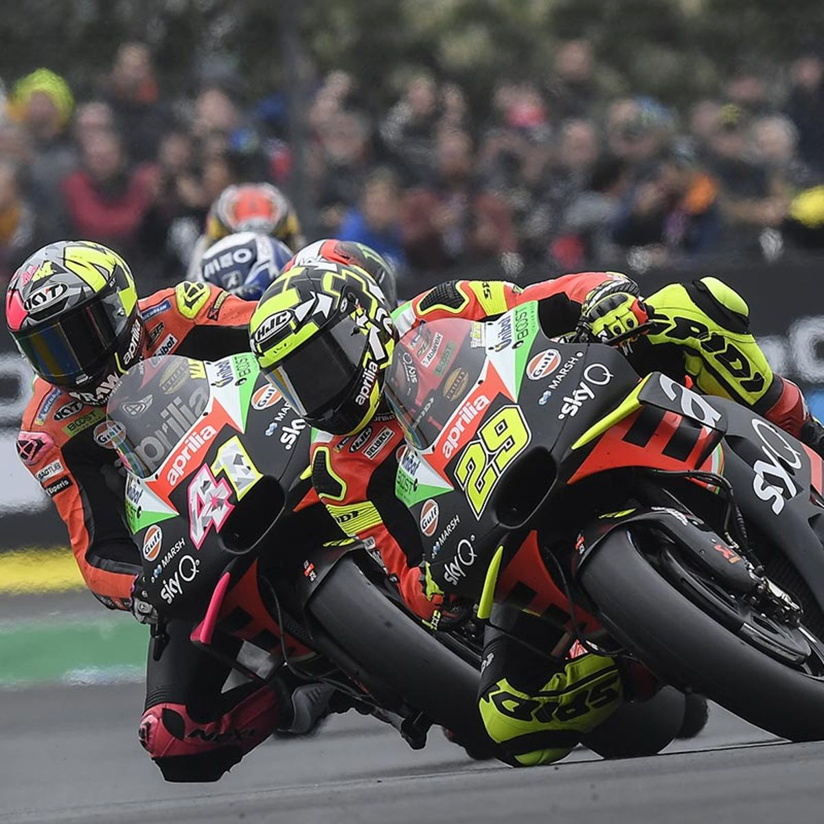 ALEIX AND APRILIA IN THE POINTS AGAIN AT THE LE MANS GP_thumb