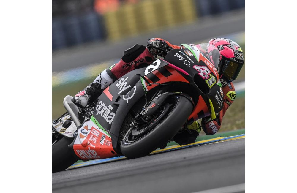 ALEIX AND APRILIA IN THE POINTS AGAIN AT THE LE MANS GP_0