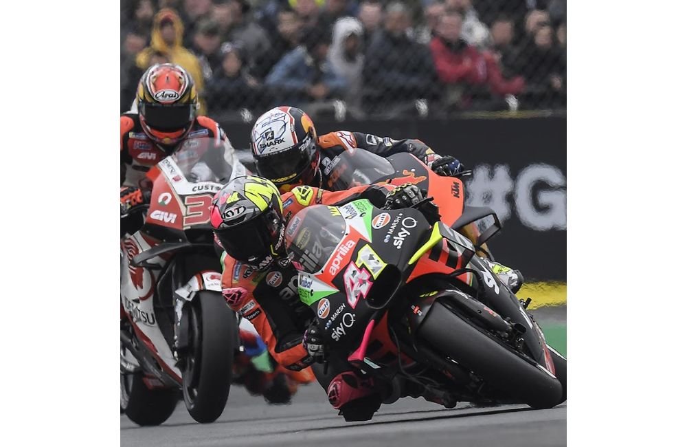ALEIX AND APRILIA IN THE POINTS AGAIN AT THE LE MANS GP_2