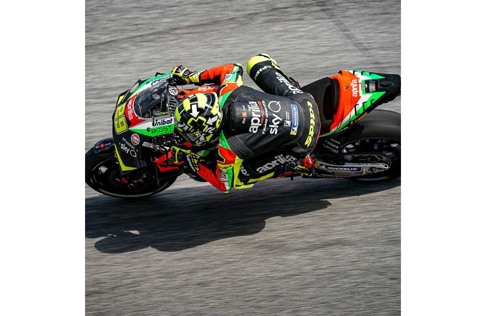 THE POSITIVE STREAK CONTINUES FOR ALEIX, IN THE PROVISIONAL TOP 10 AGAIN AT SEPANG_1