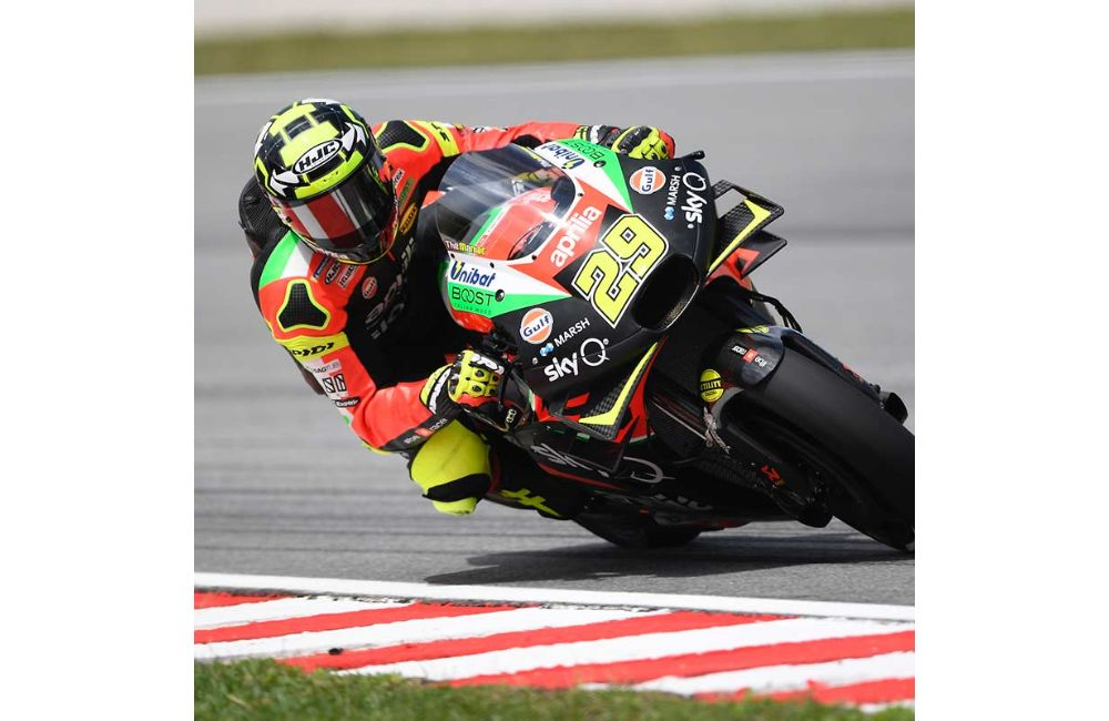 THE POSITIVE STREAK CONTINUES FOR ALEIX, IN THE PROVISIONAL TOP 10 AGAIN AT SEPANG_3