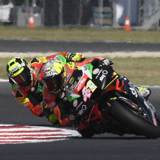 IN AN EXTREMELY COMPETITIVE QUALIFYING SESSION ALEIX BARELY MISSES Q2 BY 37 THOUSANDTHS_thumb