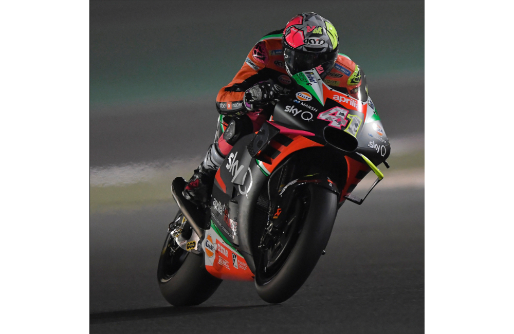 READY, SET, GO AND ALEIX SHINES STRAIGHT AWAY IN THE QATAR NIGHT_0