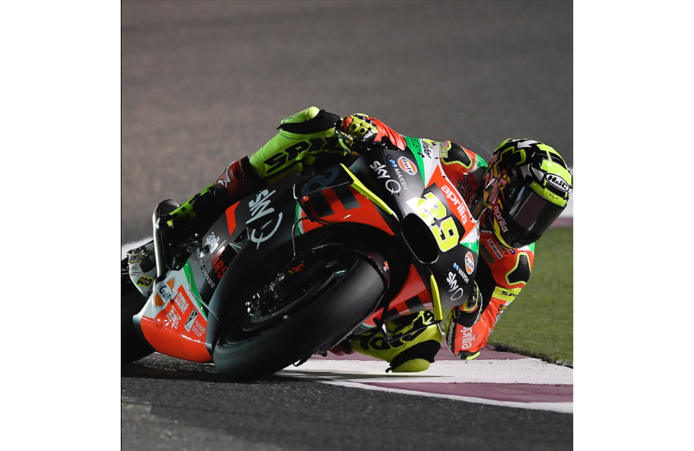 READY, SET, GO AND ALEIX SHINES STRAIGHT AWAY IN THE QATAR NIGHT_2